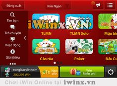 Tải Game iWin Online Android 4.3.0
