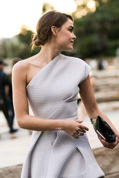 Street looks à la fashion week Croisière 2017 de Sydney