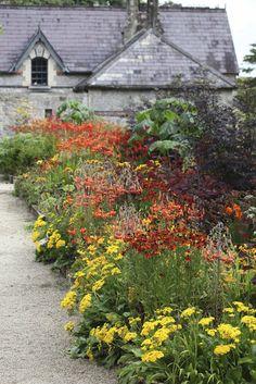 Garden Living: June Blake´s Garden, Irland