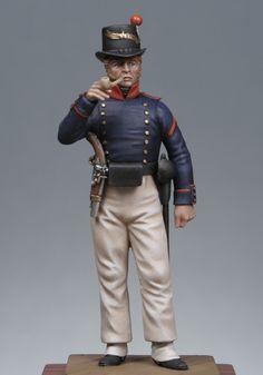 Sailor 1812, France.