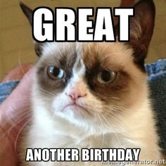 Grumpy Cat Birthday Meme Generator | sasuke uchiha vs naruto uzumaki wallpaper , grumpy cat birthday cake ...