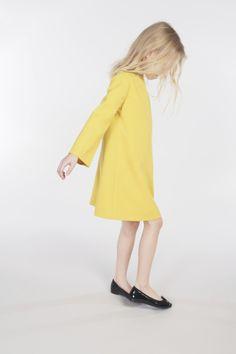 Natty | F/W 2014 Girls' Shift dress