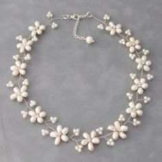 Image result for handmade swarovski and pearl earring