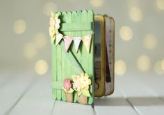 Say yes to the wonders by embracing the scrapbooking idea. 127 pictures of fairy projects - Fashion And Hairstyle Popsicle Stick Crafts, Craft Stick Crafts, Diy And Crafts, Arts And Crafts, Paper Crafts, Homemade Gift For Grandma, Homemade Gifts, Diy Gifts, Diy Photo