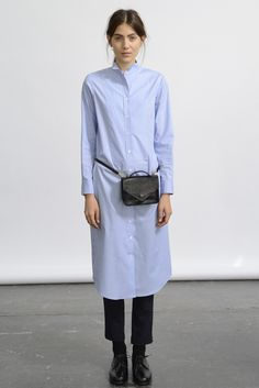 Steven Alan RTW Fall 2014 (Fanny Pack's are making a come back in a very subtle way!! Yes!!)
