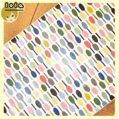 Papier adhésif plastifié Lola SPOONS