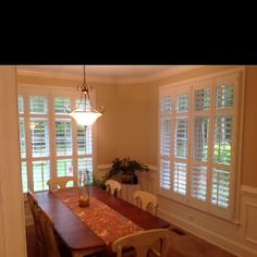 Plantation shutters by Affordable Blinds and More of Wilmington, NC