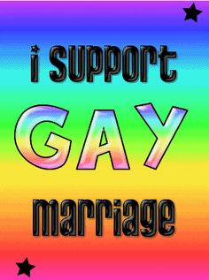 I love this picture because I believe that gay marriage should be legal! Also, it contains the colors of the rainbow which are associated with the gay rights movement. This picture shows activism towards gay marriage rights. Natalie Portman, Gay Rights Movement, Lgbt Rights, Marriage Rights, Lgbt Support, Lgbt Quotes, Lgbt Love, Lgbt Community, Rainbow Pride
