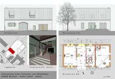Hartmut Ebert - Dipl.-Ing. Architekt - Umbau Scheune zu Wohnhaus, Nemt