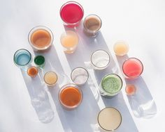 Pressed Juicery Green Coconut Water + 8 New Juices