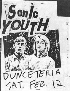 Kim Gordon's video love letter to Danceteria, early 1980s // Dangerous Minds //