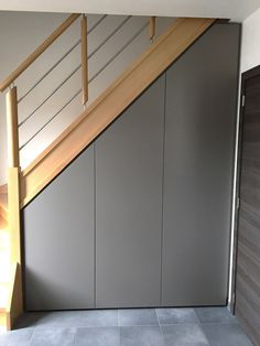 Under Stairs Dog House, Bathroom Under Stairs, Under Stairs Cupboard, Staircase Storage, Stair Storage, Staircase Design, Living Room Partition Design, Room Partition Designs, Loft Design