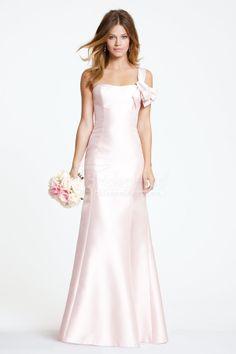 One Shoulder Mermaid Chiffon Bridesmaid Dresses