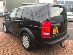 eBay: 2007 **57** Land Rover Discovery 3 2.7TD V6 AUTO SE SALVAGE DAMAGED REPAIRED #carparts #carrepair