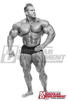 Jay Cutler, my favorite bodybuilder