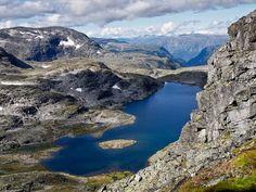Utsikt, Jotunheimen, Norway