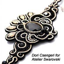 Dori Csengeri - Hand Embroidered Jewelry - Haute Couture Designer Jewellery - Dori Csengeri Universe - British English