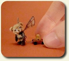 what to use to make a miniature scale snowglobe | furthermore what do artists use to create these miniature animals