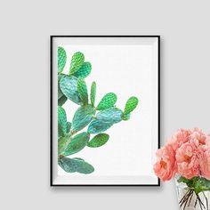 Kids Room Print Cactus Baby Room Nursery Printable Cacti