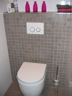 1000 images about tegelhuys toilet tegels tiles on pinterest toilets met and van for Deco tegel wc