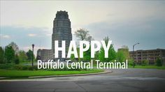 """You Gotta Watch This Elaborate Rendition Of """"Happy"""" At Buffalo's Central Terminal — Sergio Rodriguez"""