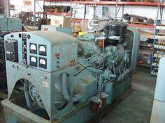 6-71 DETROIT GM 60KW 1200 RPM DIESEL GENERATOR Detroit Diesel, Generators, Baby Items, Ebay, Shopping