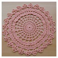 Ravelry: Spider Web Doily pattern by Coats Design Team Free Crochet Doily Patterns, Crochet Motif, Crochet Doilies, Free Pattern, Sewing Patterns, Crochet Ideas, Crochet Home, Craft Work, Crochet Projects