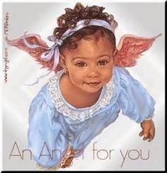 1000+ images about African American Angels on Pinterest ...