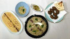 Kebah, hommos, mutabal, olivy a arabský chléb – Prostřeno | Prima