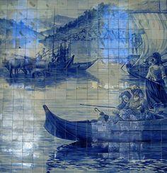 Memórias e Arquivos da Fábrica de Loiça de Sacavém mfls.blogs.sapo.pt482 × 500Pesquisar por imagens Detalhes de painéis de azulejos da estação ferroviária de S. Bento, Porto.Portugal
