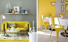 Psicología del color: El amarillo  | DECOFILIA.com