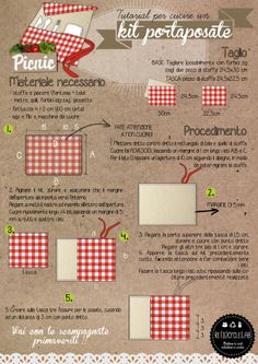 Pic nic lunch kit diy
