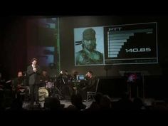 META GEAR: David Hayter vs. Solid Snake at the 2012 Canadian Video Game Awards.