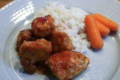 Godaste vi har ätit på länge! Jag gjorde så mycket, men det blev ändå inte så mycket kvar. Hela familjen älskade verkligen denna rätt och den blev precis som på kinarestaurang!! Detta är HELT KLART ett recept värt att bokmärka och det kommer att bli en ny favorit här hemma. Jag önskar verkligen att ni […] Asian Recipes, Ethnic Recipes, Bambi, Tandoori Chicken, Lchf, Chicken Recipes, Dinner Recipes, Food And Drink, Yummy Food