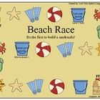 This summer game is suitable for all ages! Just break out the pawns and a 1-3 dice and have fun!...