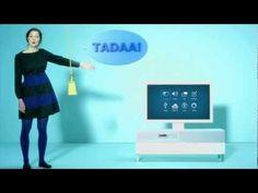 IKEA's new TV - Uppleva
