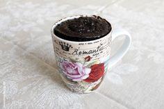 Der Tassenkuchen ist der Hammer! In einer Tasse zusammengerührt ist er in 5 Minuten fertig - 3 Minuten Backzeit in der Mikrowelle inkl.! Hier das Rezept!