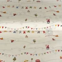 Kiko Spring Cotton lines 9702-021