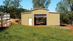 Agricultural Steel Buildings, Farm Equipment Storage Buildings, Metal Horse Barns