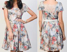 Elbise , dress , moda 2015 - Espoe 2008