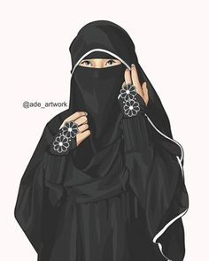 Islamic Cartoon, Wedding Picture Poses, Anime Muslim, Hijab Cartoon, Islamic Love Quotes, Muslim Girls, Girl Wallpaper, Islamic Art, Boho