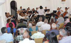 Expresiones culturales en la ciudad musical (Fotos)