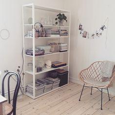 Ikea 'Fjälkinge' shelf @emmawallmen