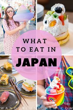 What to Eat in Japan. 25 Foods you MUST try when visiting Japan. Japan is full of culture fun and flavor! Blending many influences from the east and west along with ancient traditions Japanese cuisine is some of the tastiest in the world. Tokyo Japan Travel, Japan Travel Guide, Asia Travel, Japan Japan, Japan Trip, Kyoto Japan, Tokyo Trip, Work Travel, Dublin Travel