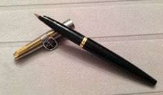 Parker 45 pen collectible (approx. years 1960-1970)