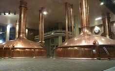 The Lowenbrau Brewery in Munich.  I hope they have free samples.