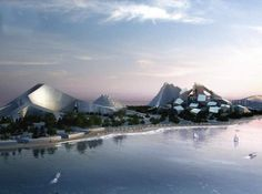 Zira Island by BIG Architects