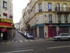 The romantic city! Paris, France.