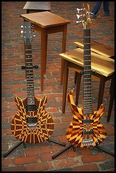 Crazy Guitars by Redroom Studios, via Flickr