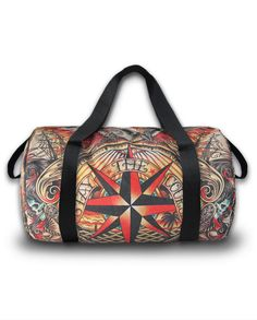 Liquor Brand Damen THE COURSE Tasche/Tote.Oldschool,Tattoo,Pin up Clothing Style